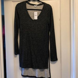 NWT Splendid tunic/top M great W leggings & boots